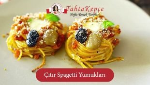Çıtır Spagetti Yumukları