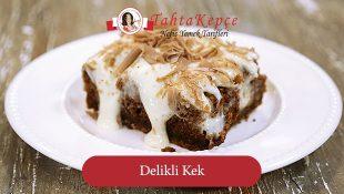Delikli Kek