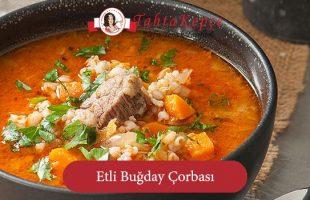 Etli Bugday Corbasi