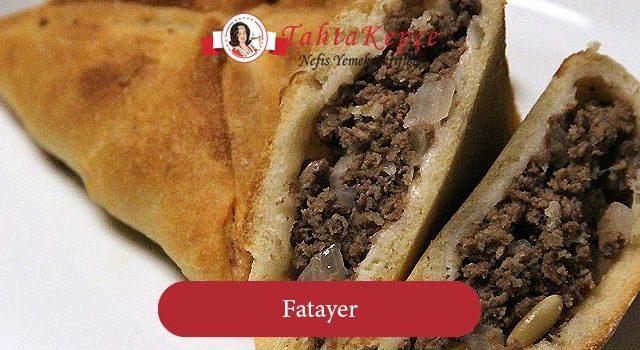 Fatayer