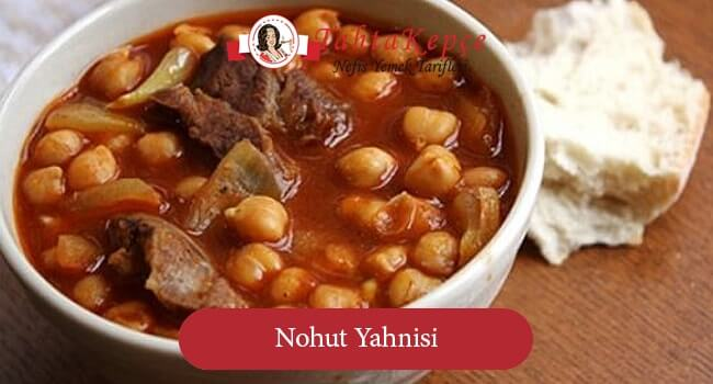 Nohut Yahnisi