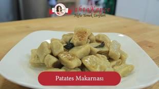 Patates Makarnası
