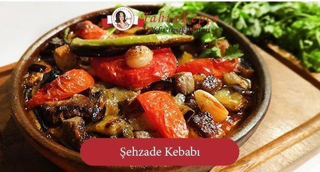 Sehzade Kebabi
