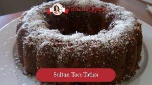 Sultan Tacı Tatlısı