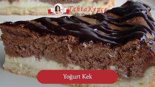 Yoğurt Kek