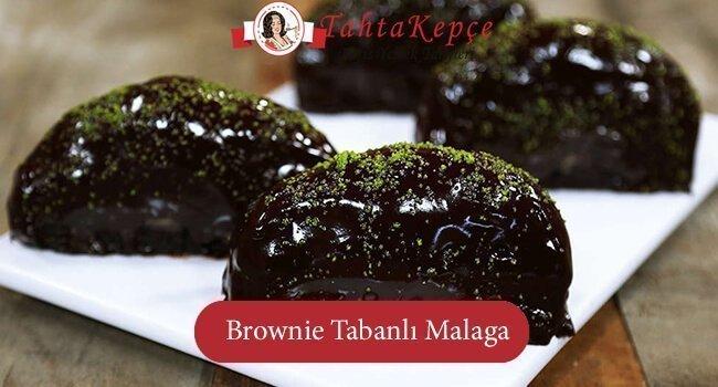 Brownie Tabanli Malaga