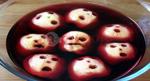 hayalet elmalar
