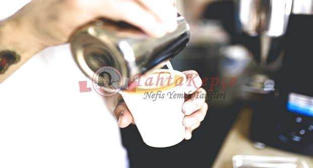 kahve kreması