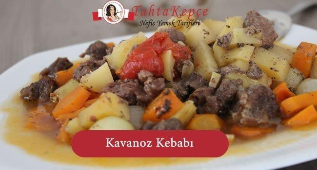 Kavanoz Kebabı