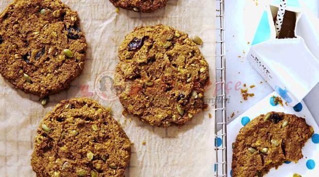 kirazlı kurabiye