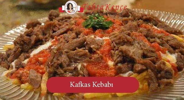 Kafkas Kebabı