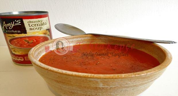 konserve çorba
