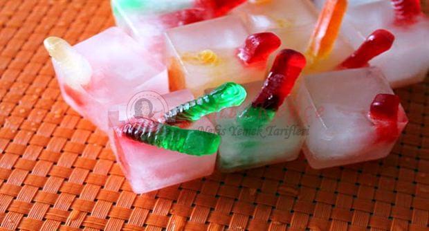 kurtlu buz küpleri
