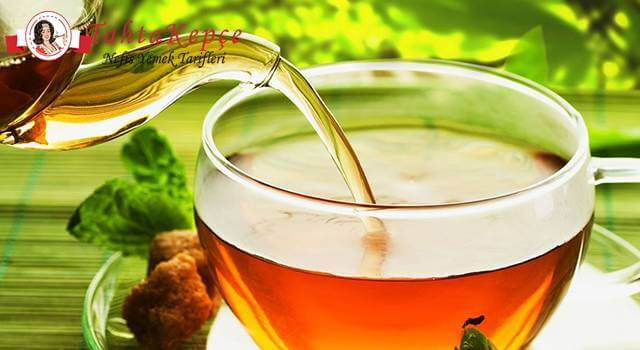 Metabolizmayı Hızlandıran Yağ Yakıcı Zayıflama Çayı