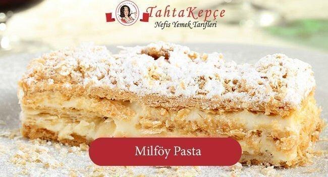 Milfoy Pasta