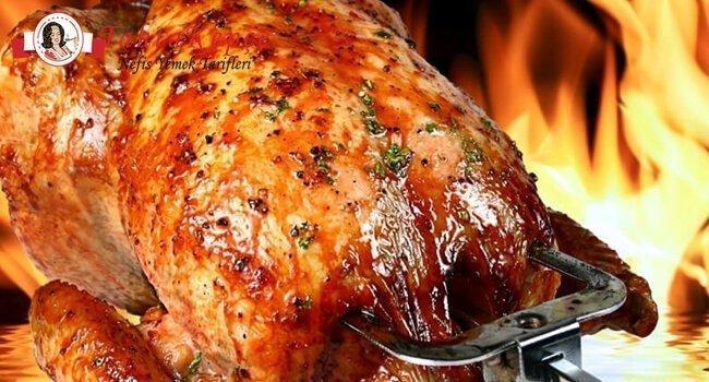 Tavuk Kızartması