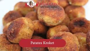 Patates Kroket