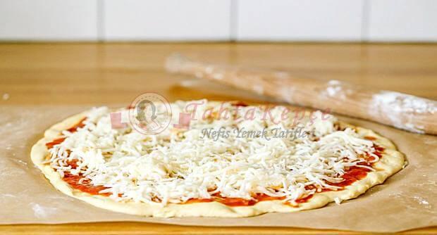 pizza peynir