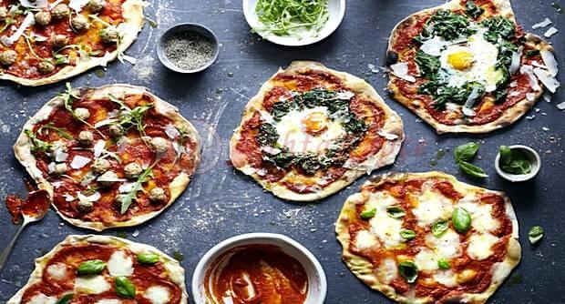 pizza malzemeleri