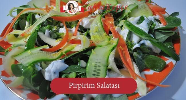 Pirpirim Salatası tarif