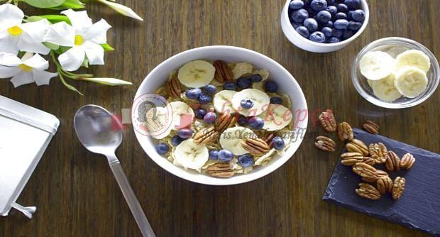 şekerli tahıl ürünleri