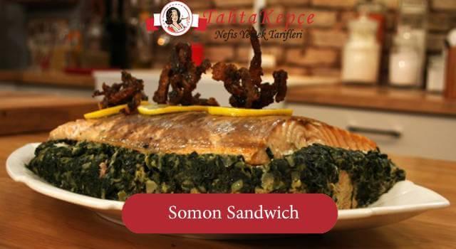 Somon Sandwich
