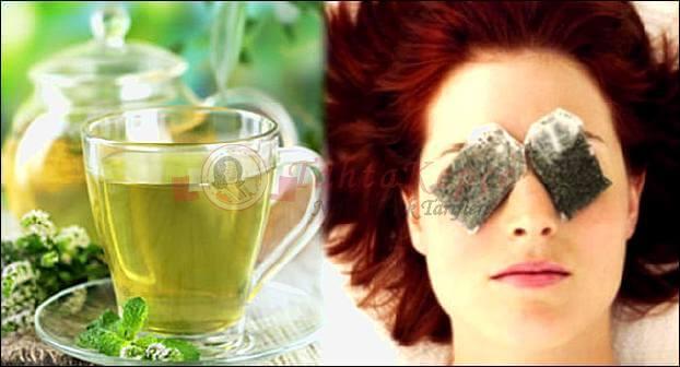 yeşil çay cilt sağlığı