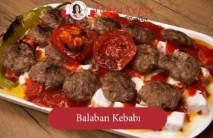 Eskişehir'den Nefis Tat: Balaban Kebabı