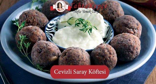 Cevizli Saray Köftesi