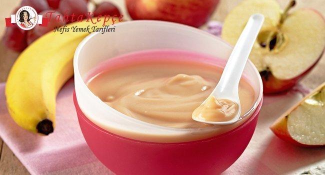 Elma Pureli Yogurt
