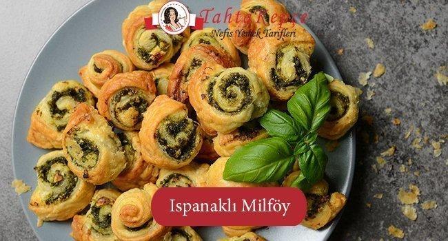 Ispanaklı Milföy