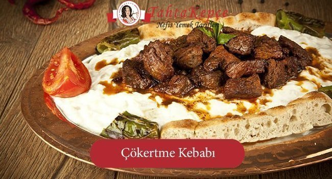 Bodrum'un Muhteşem Çökertme Kebabı