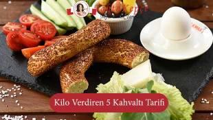 Kilo Verdiren 5 Kahvaltı Tarifi