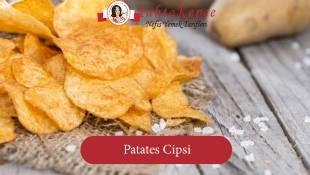 Çocuklarınız için Sağlıklı Atıştırmalık: Patates Cipsi