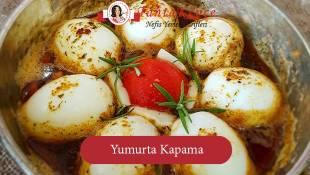 Kahvaltılarınız için Yeni Bir Lezzet: Yumurta Kapama