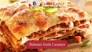 İtalyadan Geldi: Bolonez Soslu Lazanya