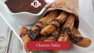 İspanyol Fieastaları gibi Kıvrak: Churros Tatlısı