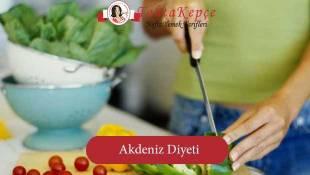 En Sağlıklı Diyet Listesi: Akdeniz Diyeti
