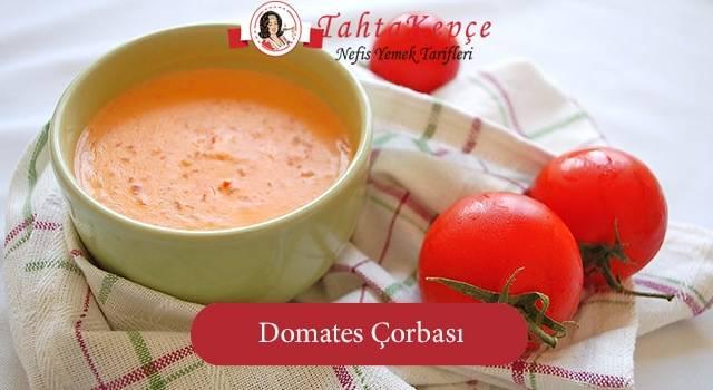 1-2 Yaş Aralığı için Vitaminli Bir Öğün: Domates Çorbası