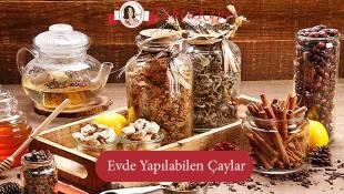 Kışın Soğuktan Korunmak İçin Evde Yapılabilen Çaylar