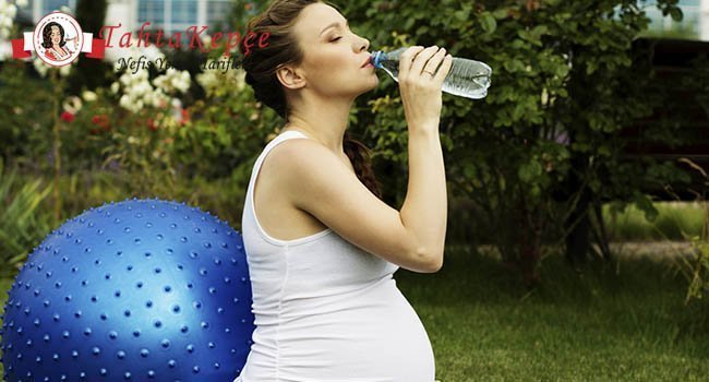 hamilelikte-su