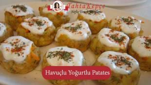 Muhteşem Üçlünün Birleşimi: Havuçlu Yoğurtlu Patates