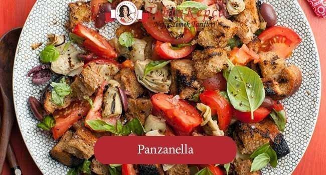 Vazgeçemeyeceğiniz İkili: Panzanella