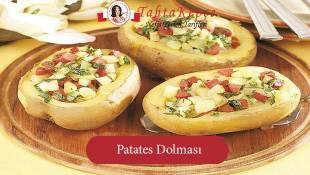 Dolmaların Şahı: Patates Dolması