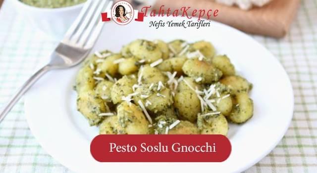 Bir İtalyan Lezzeti: Pesto Soslu Gnocchi