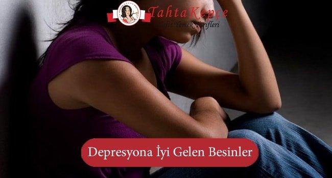 Depresyona İyi Gelen Besinler