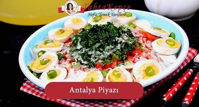 Antalya Piyazı