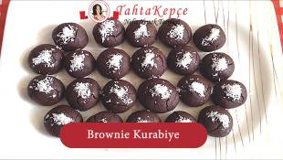 Brownie Kurabiye