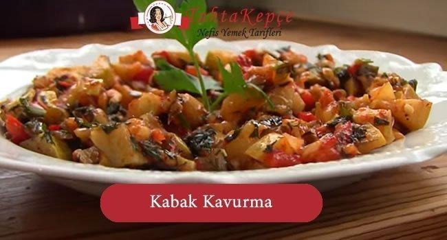 Kabak Kavurma