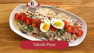 Tahinli Piyaz